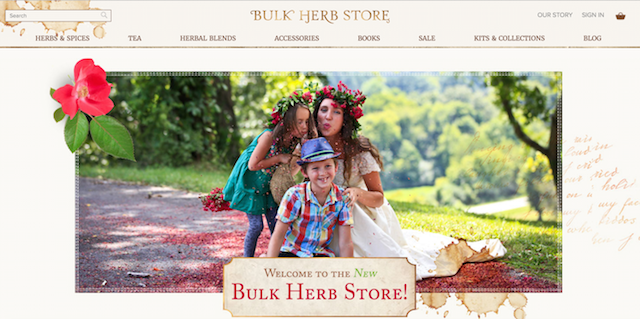 retail blogs bulk herb store