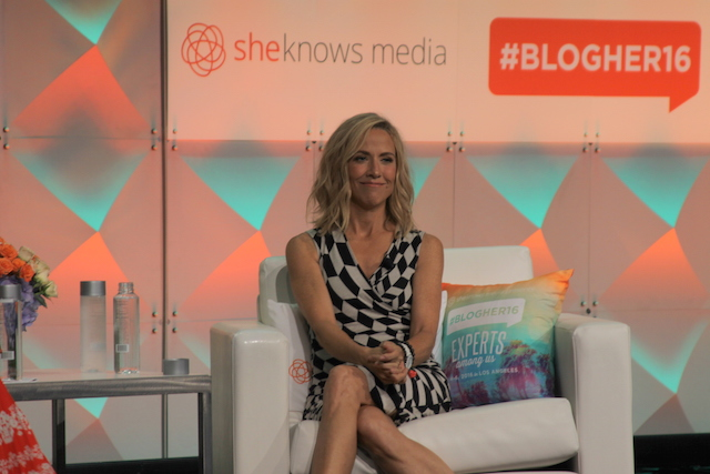 sheryl crow blogher16