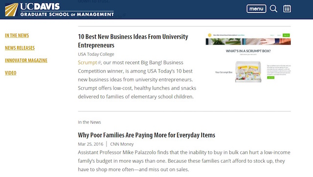 Small Business Blog University