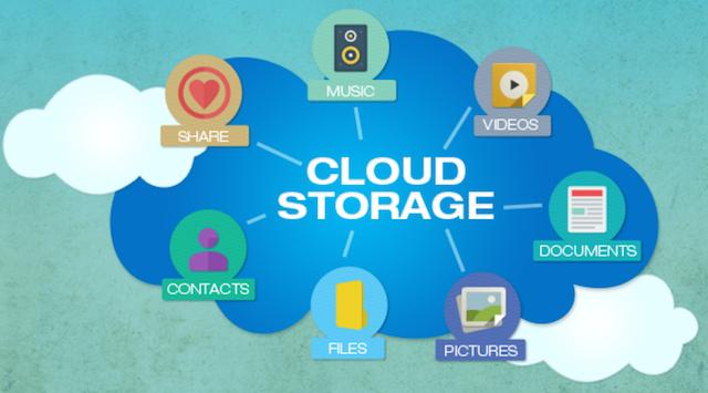 .cloud Domain Storage