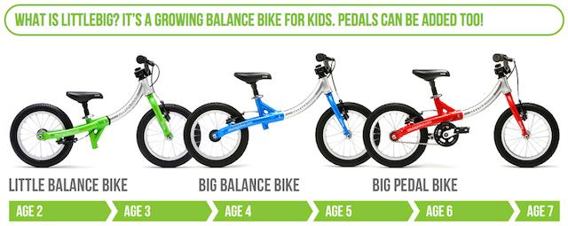 eCommerce Success LittleBig Bikes