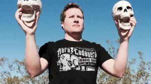 Steam Crow Abra Cadavera Shirt
