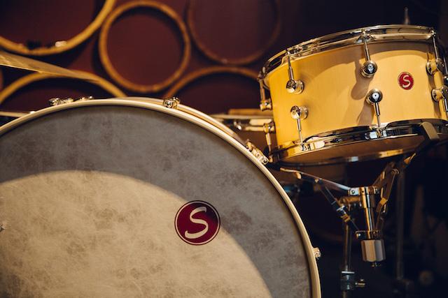 Sugar Percussion Drum Set