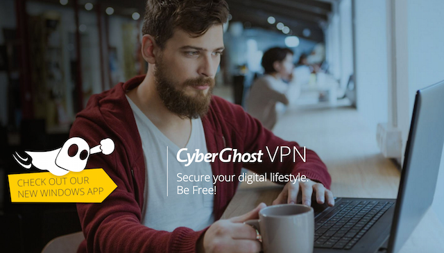 Travel Safe CyberGhost VPN