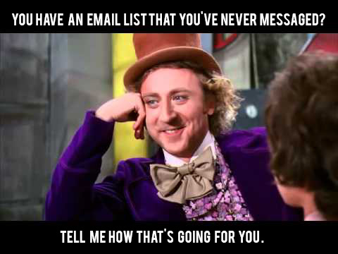 Willy Wonka Email List
