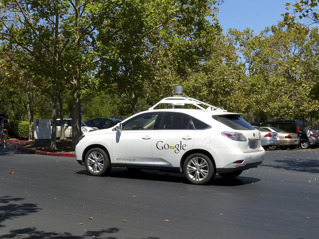 Opportunities for Entrepreneurs Driverless Car