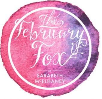 The February Fox Logo