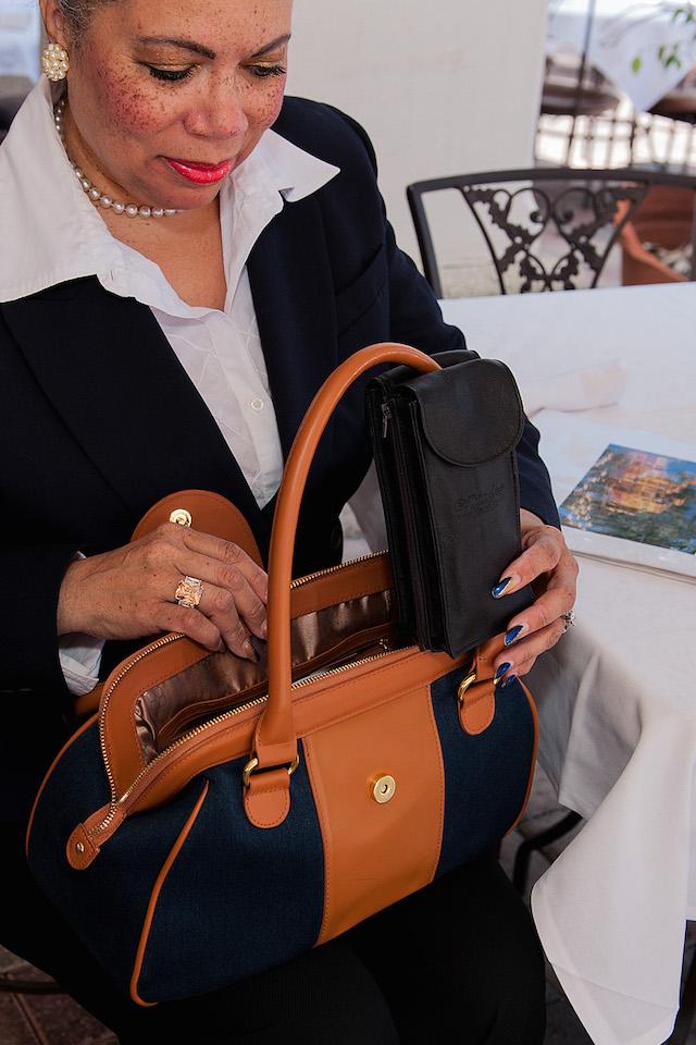 TravelEyez Leather
