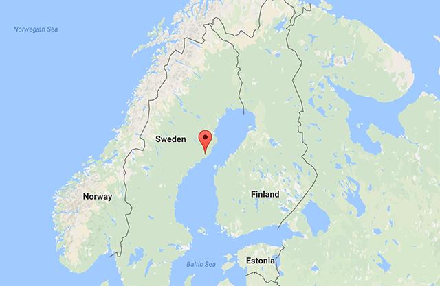Anders Noren Sweden