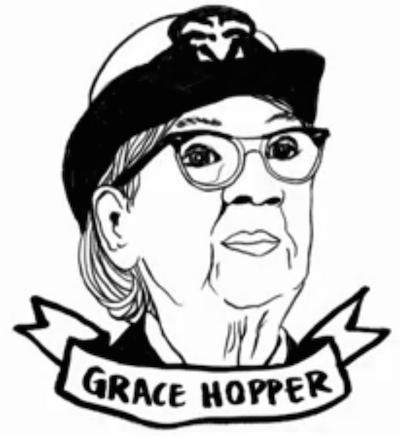 Grace Hopper Tshirt