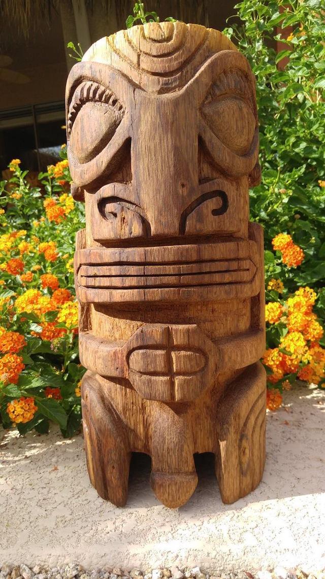 Tiki Republic Tiki