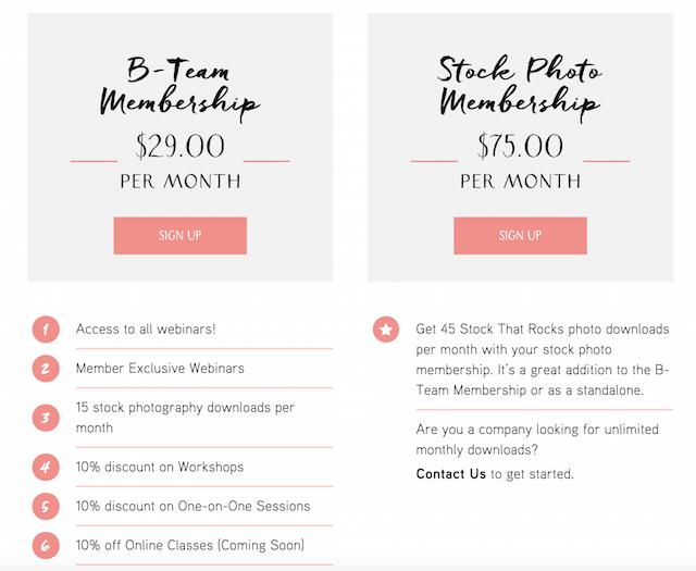 Bloguettes Founders Membership