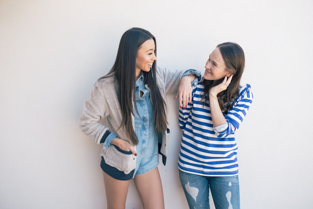 Bloguettes Founders Talking