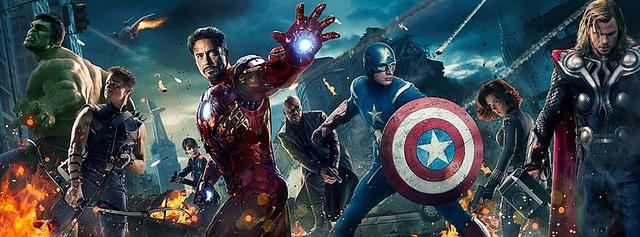 Marvel Superheroes Avengers