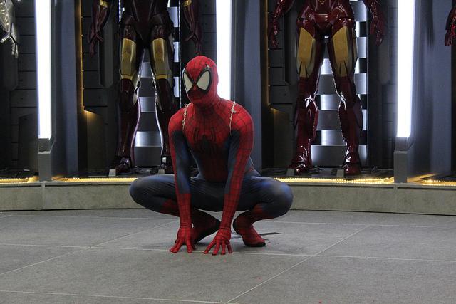 Marvel Superheroes Spider-Man