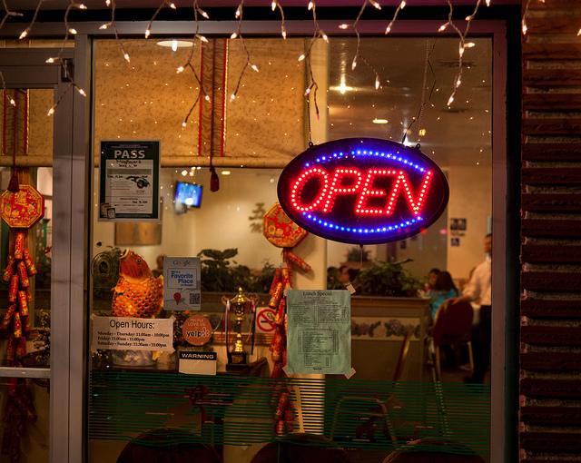 Order Online Open