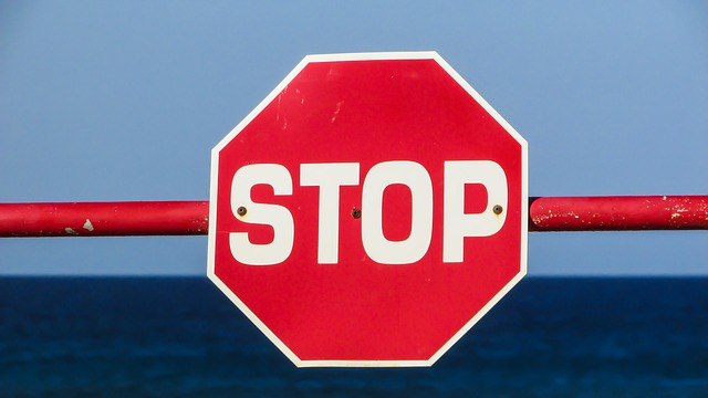 Starting Your Business Stop Sign