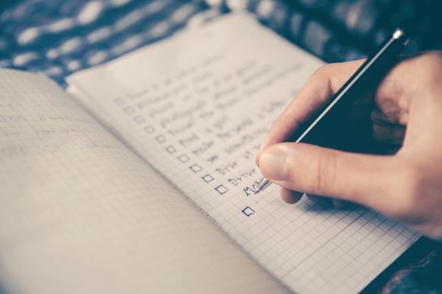 Beginning Freelance List