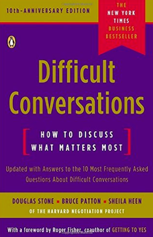 Difficult Conversations Cover