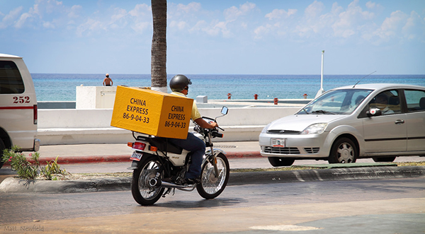 Local Food Delivery Service