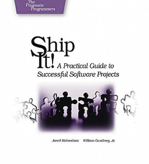 Ship It! Cover