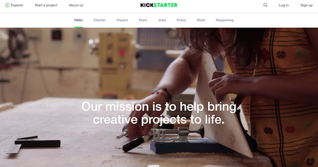 Small Business Funding Kickstarter