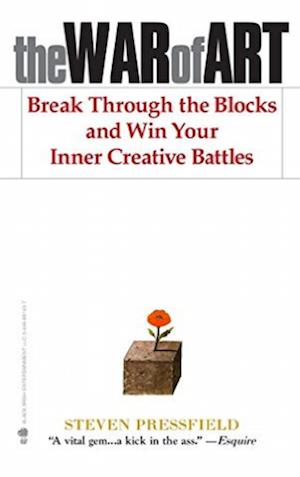 War of Art Cover