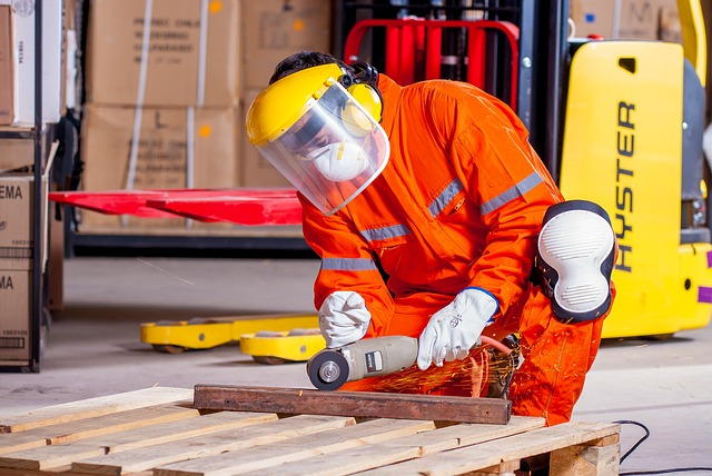 WordPress Themes For Manufacturers Worker