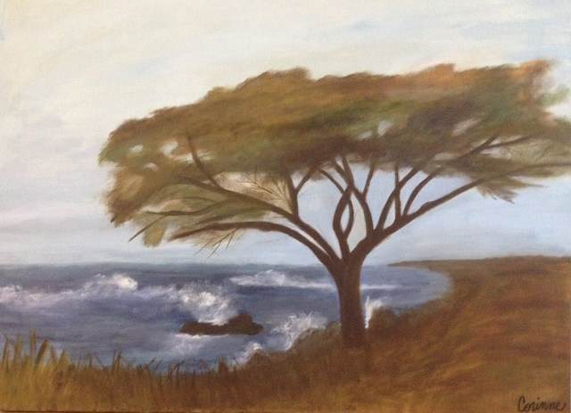 Art By Corinne Tree