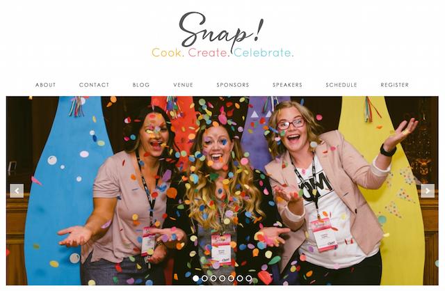 Blogging Conferences SNAPConf