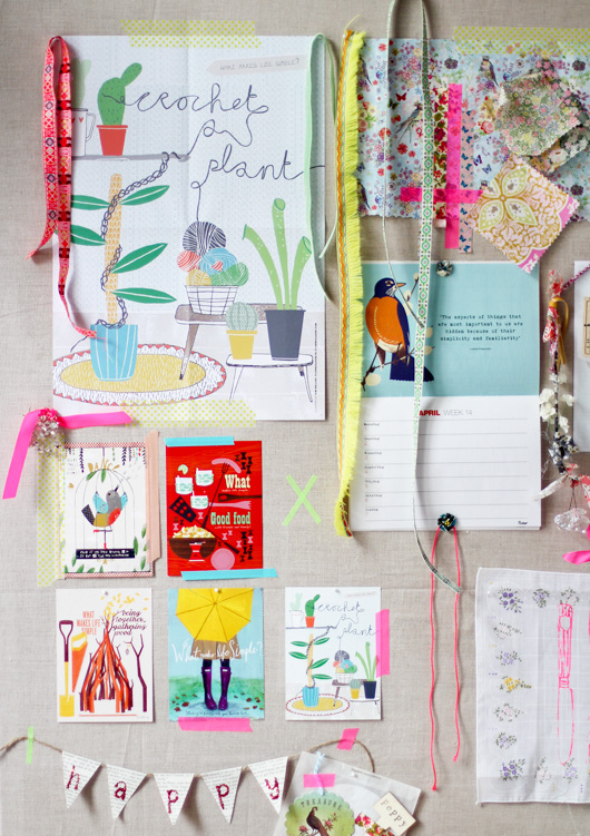 DIY Craft Mood Board