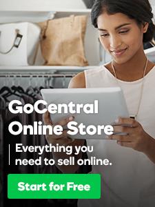 GoCentral Online Store Sidebar Ad