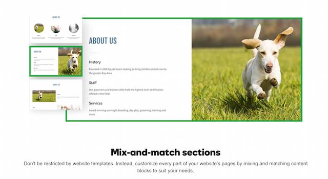 GoDaddy GoCentral Website Design