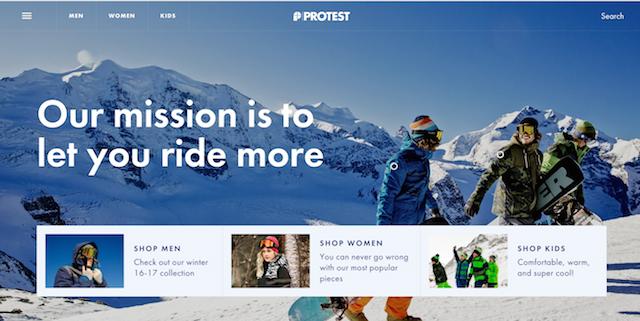 Increase Conversions Headline Protest