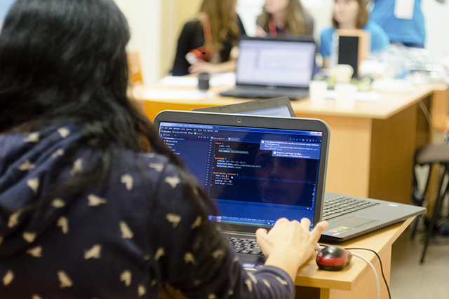 Learn To Code Women Who Code