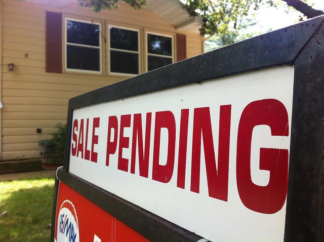 Real Estate Blogs Sale Pending