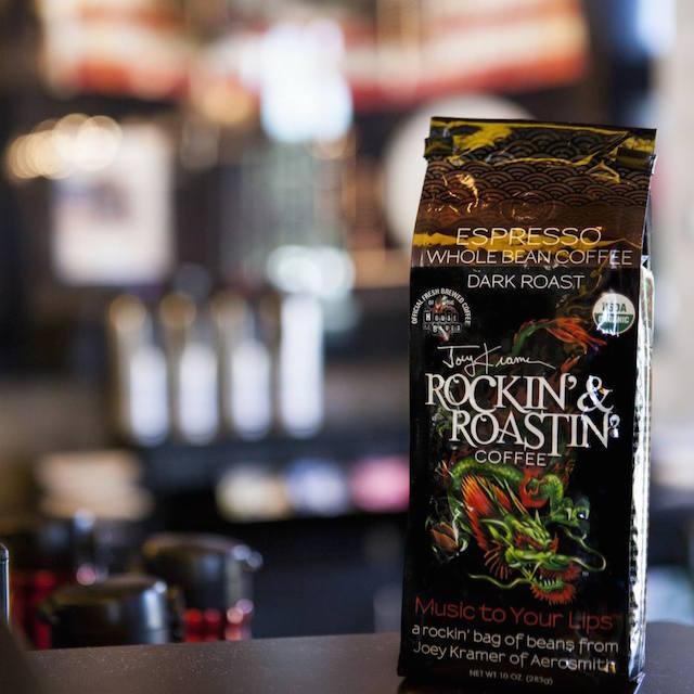 Rockin' & Roastin' Coffee Bag
