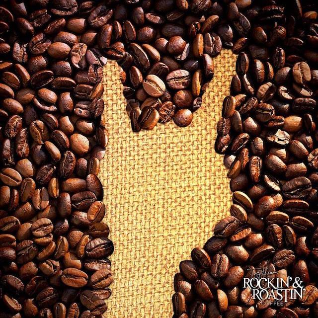 Rockin' & Roastin' Coffee Band