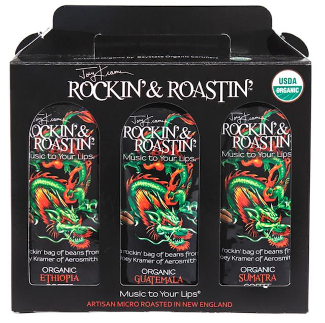 Rockin' & Roastin' Coffee Brand