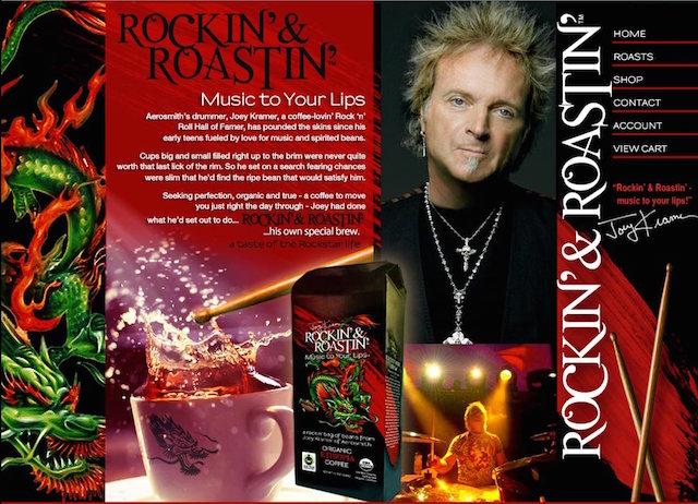 Rockin' & Roastin' Coffee Company