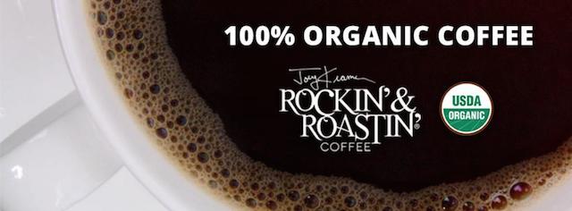 Rockin' & Roastin' Coffee Organic