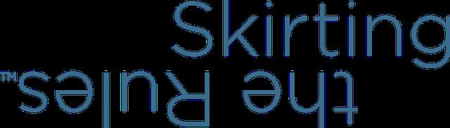 Skirting The Rules Logo
