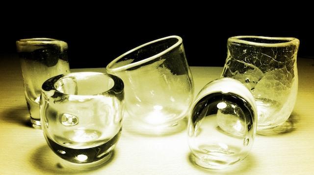 diy craft businesses glassware