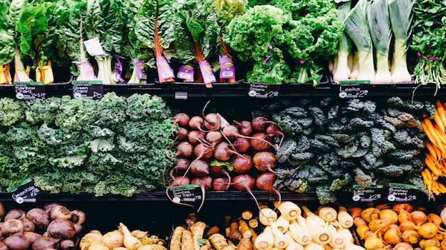 Healthy Food Delivery Veggies