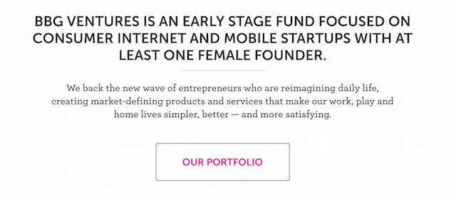 Venture Capital Firms BBG Ventures