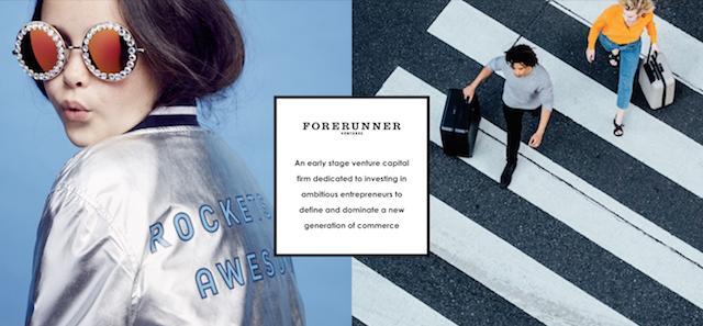 Venture Capital Firms Forerunner Ventures