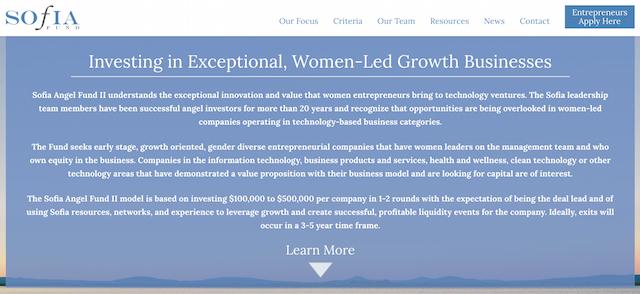 Venture Capital Firms Sofia Fund