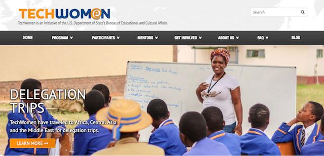Women in STEM TechWomen