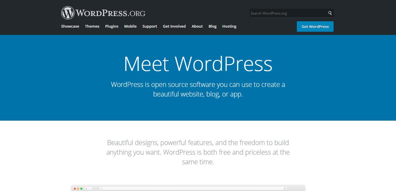 Website Platforms Meet WordPress