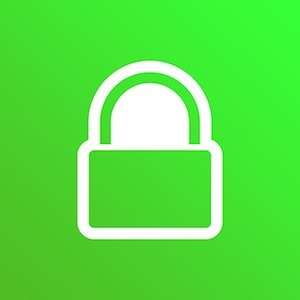 green SSL lock
